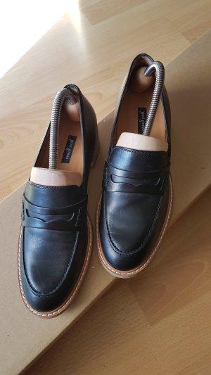 Paul Green Loafer, schwarz