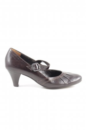Paul Green Mary Jane Pumps brown elegant