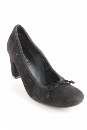 Paul Green Mary Jane Pumps schwarz Casual-Look