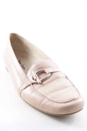 Paul Green Moccasins dusky pink casual look
