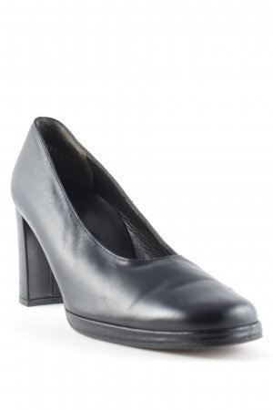 Paul Green Plateau-Pumps schwarz Business-Look