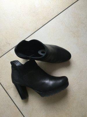 Paul Green Plateau Stiefeletten schwarz