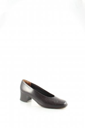 Paul Green Pumps dunkelbraun schlichter Stil