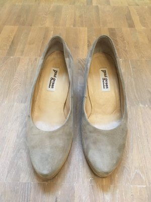 Paul Green Pumps, Wildleder