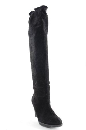 Paul Green Reißverschluss-Stiefeletten schwarz Elegant