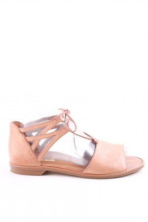 Paul Green Strapped Sandals nude casual look
