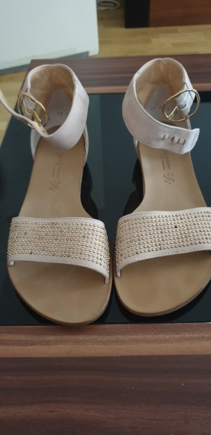 Paul Green Strapped Sandals beige