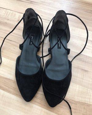 Paul Green Sandalen Ballerinas 37 Schuhe