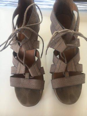 Paul Green Romeinse sandalen veelkleurig