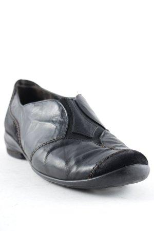 Paul Green Zapatos sin cordones negro look casual
