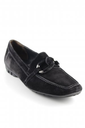 Paul Green Basket slip-on noir style classique