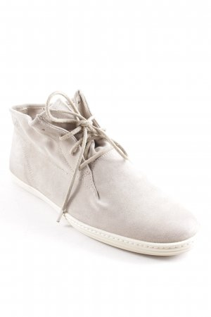 Paul Green Schnürschuhe hellbeige Casual-Look