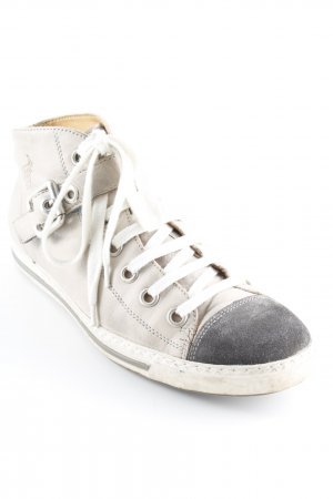 Paul Green Basket à lacet multicolore style décontracté