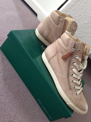 Paul Green Botas beige