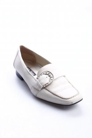 Paul Green Slipper hellbeige Antik-Look