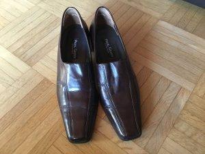 Paul Green Slipper in braun Größe 4