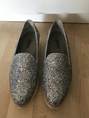 Paul Green slipper Silber