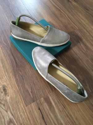 Paul Green Slippers im Espadrilles -Look