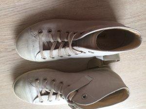 Paul Green Klittenband Sportschoenen beige