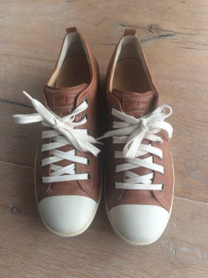 Paul Green Lace-Up Sneaker multicolored leather