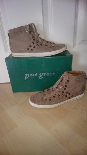 Paul Green Sneaker Gr 5 - Gr 38 mit Nieten Np 140,00