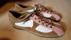 Paul Green Sneaker Gr. 6.5 NEU rosa-beige-weiß