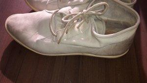 Paul Green Sneaker grau Leder Gr.7,5