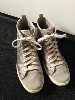 Paul Green Sneaker High mit Pailetten