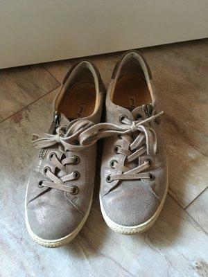 Paul Green Sneaker mit Glitzer