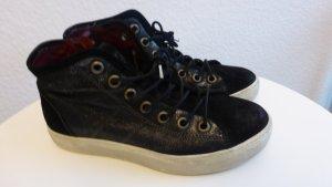 Paul Green Sneaker mit Reisverschluss