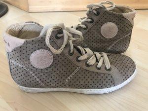 Paul Green Sneaker UK 4,5 / Gr 37,5 Braun Np 140,00