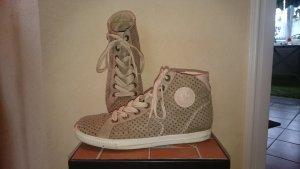 Paul Green Sneaker UK 4,5 / Gr 37,50 Braun Np 140,00