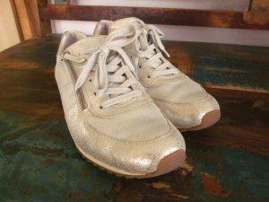 Paul Green Sneakers, silber metallic