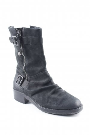 Paul Green Snow Boots taupe college style