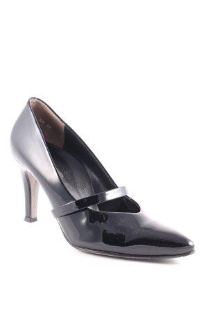 Paul Green Spitz-Pumps schwarz Eleganz-Look