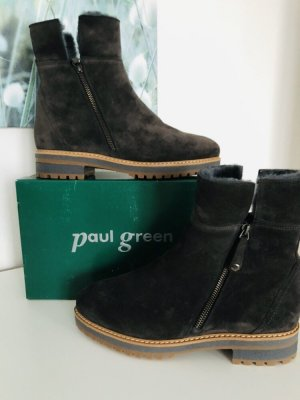 Paul Green Chelsea Boot bronze-doré cuir