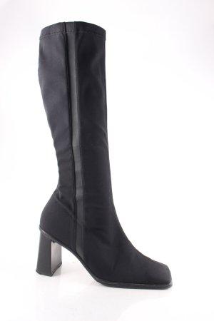 Paul Green Stiefel dunkelblau-schwarz sportlicher Stil
