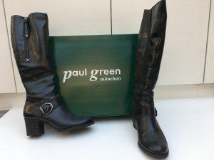 Paul Green Stiefel Gr. 38,5 schwarz