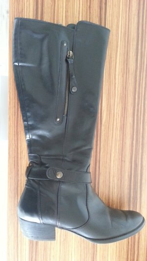 Paul Green Stiefel, Leder, Gr.  40, top
