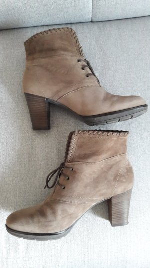 Paul Green Stiefelette in taupe