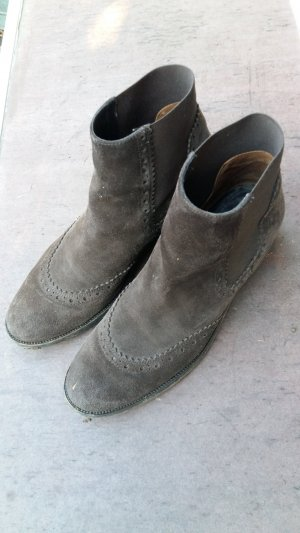 Paul Green Stiefeletten Braun