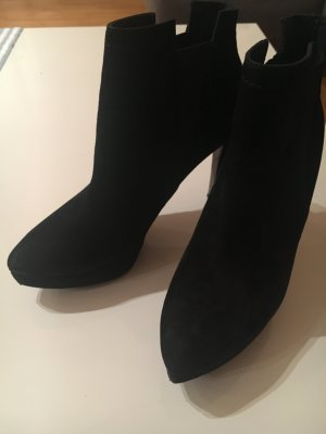 Paul Green Platform Booties black