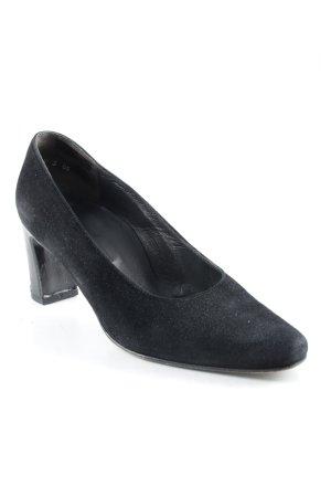 Paul Green Loafers zwart elegant