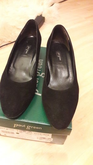 Paul Green Wildleder Pumps 40