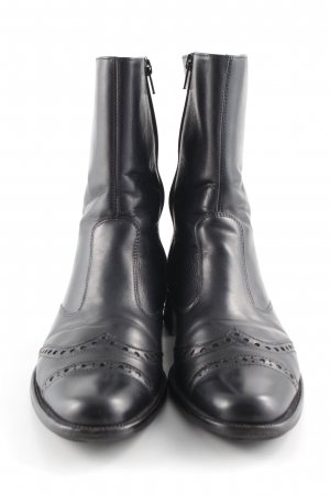 Paul Green Winter-Stiefeletten schwarz