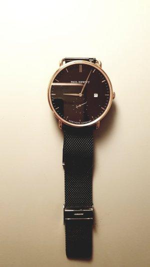 Paul Hewitt Analog Watch black-gold-colored