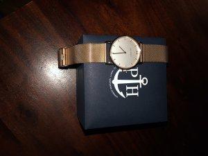 Paul Hewitt Reloj analógico rosa