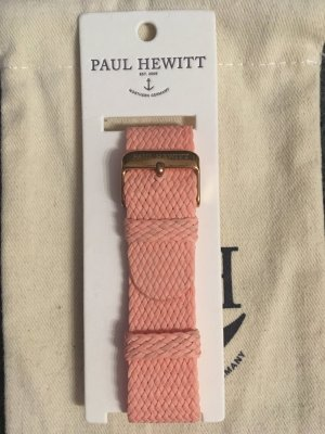 PAUL HEWITT Uhrenband Rosa