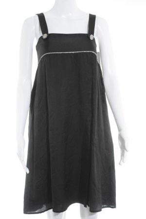 Paul & Joe Babydoll-jurk zwart elegant