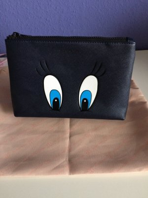 "Paul & Joe Kosmetiktasche ""Looney Tunes"" marineblau"
